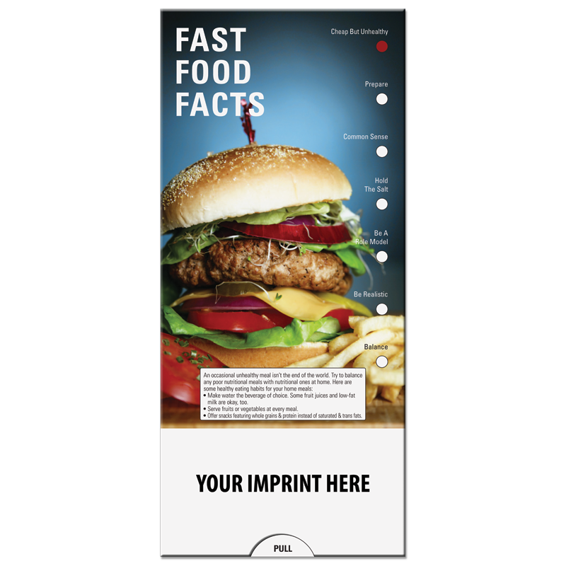 fast food and health promotion