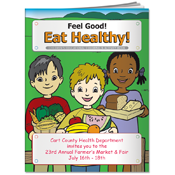 Feel Good! Eat Healthy! Activity Book