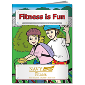 Fitness is Fun Activity Book