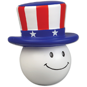 Uncle Sam Stress Head