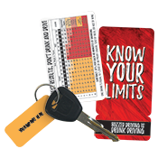 Know Your Limits Wallet Card/Keytag Native