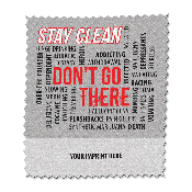 Stay Clean - Microfiber Cloth