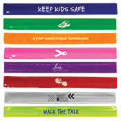 Safety Slap Wristband