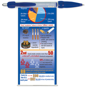 Tobacco Cessation Banner Pen