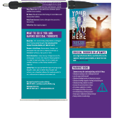 Suicide Prevention Banner Pen