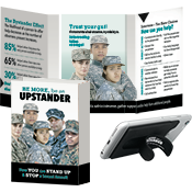 More Than a Bystander Pocket Pointer - Military
