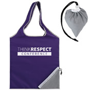 Domestic Violence Awareness Foldaway Tote