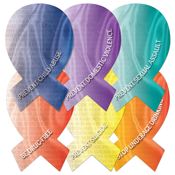 Ribbon Microfiber Cloth