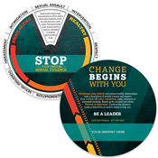 Continuum of Sexual Violence Edu-Wheel