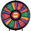 Name That Drug Wheel (activity only)