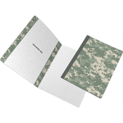 Camo Stitched Journal