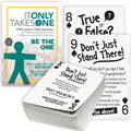 """Be the One"" Playing Cards (stock)"