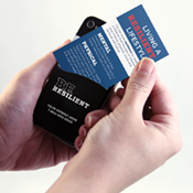 Resiliency Phone Pocket/Wallet Card