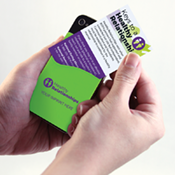 Healthy Relationships Phone Pocket/Wallet Card