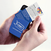 Equal Opportunity Phone Pocket/Wallet Card