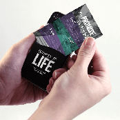 Commit to Life Phone Pocket/Wallet Card