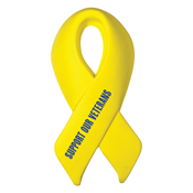 Yellow Ribbon Stress Reliever