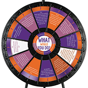"""What Would You Do?"" Wheel-Teen Dating Graphics Only"