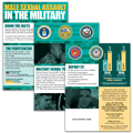 Male Sexual Assault In Military Edu-Display Graphics Only