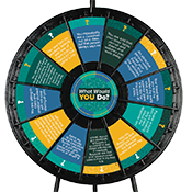 """What Would You Do?"" Wheel- Harassment Graphics Only"
