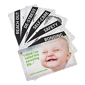 New Parent Pointers Info Cards