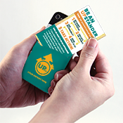 Upstander Phone Pocket Wallet Card