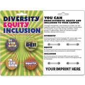 Campus Diversity Button Pack