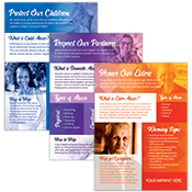 Domestic Violence  Edu-Display Graphics Onlyv