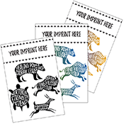 Temporary Tattoo Set - Native