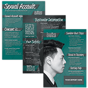 Sexual Assault Prevention Edu-Display Graphics Only
