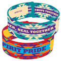 Awareness Stretch Wristband - Native