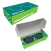 Awareness Box with Sunglasses