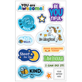 Encouraging Children Tech Decals