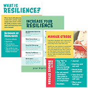 Resilience and Coping with Stress Edu-Display Graphics Only