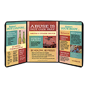 Substance Use Disorder Edu-display - Native