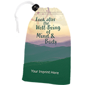 Mind and Body Microfiber Pouch - Native