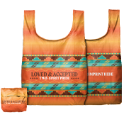 Awareness Packable Bag - Native