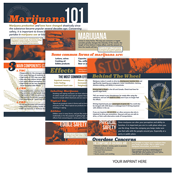 Marijuana Edu-Display Graphics Only
