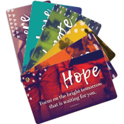 Encouraging Words For LGBT Info Card