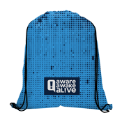 Aware Awake Alive Cinch Pack