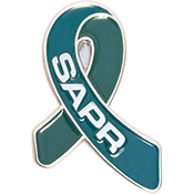 SAPR Ribbon Pin