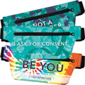 Awareness Waist Pack Full-Color