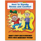 How To Handle Stress And Conflict Activity Book