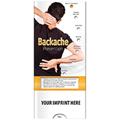 Backache Prevention Edu-Slider