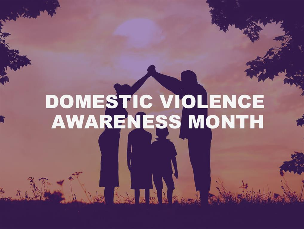 DOMESTIC VIOLENCE AWARENESS MONTH | EVENT AND PRODUCT GUIDE