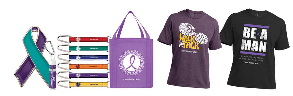 PSA DVAM Promotional Products